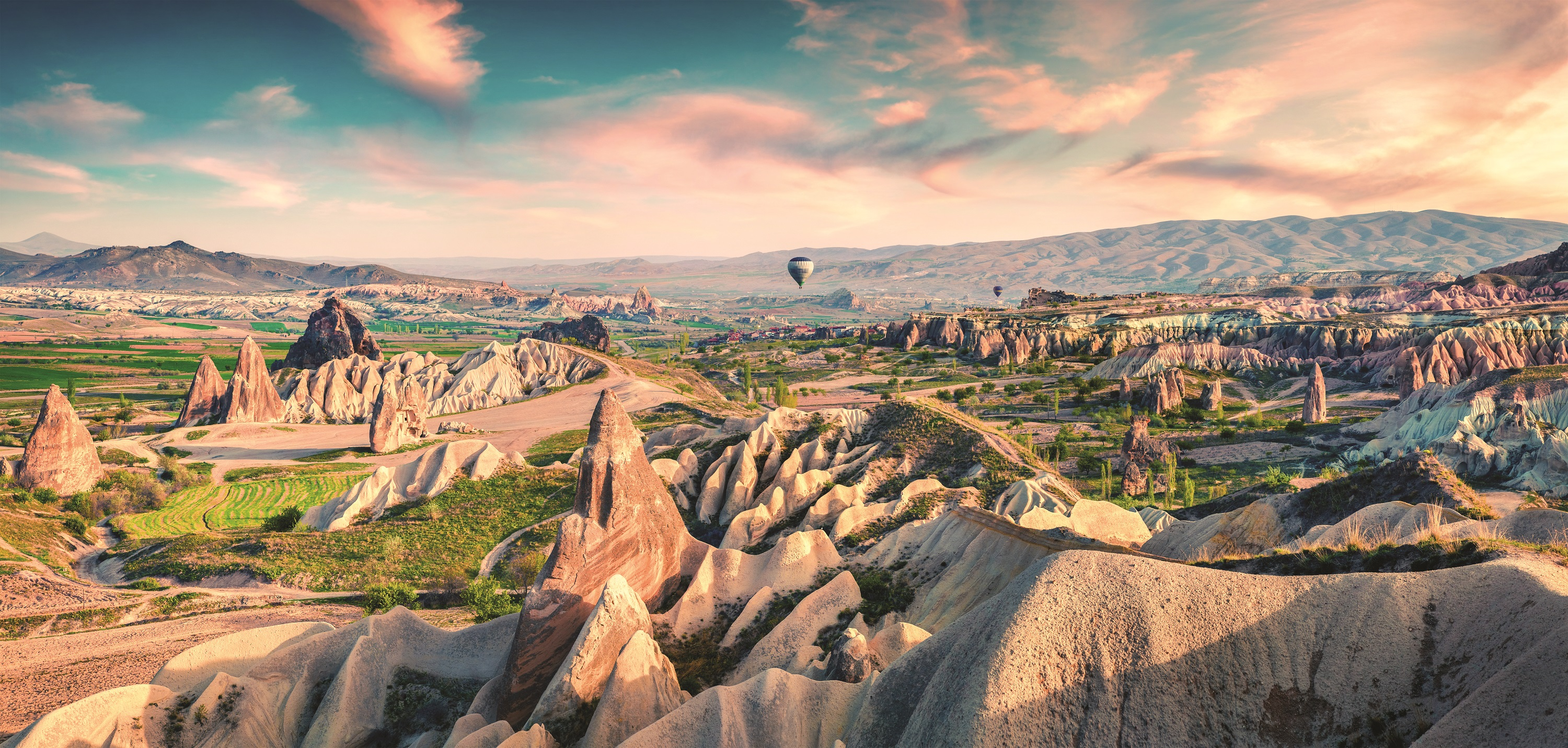 Nevsehir Province in the Cappadocia region
